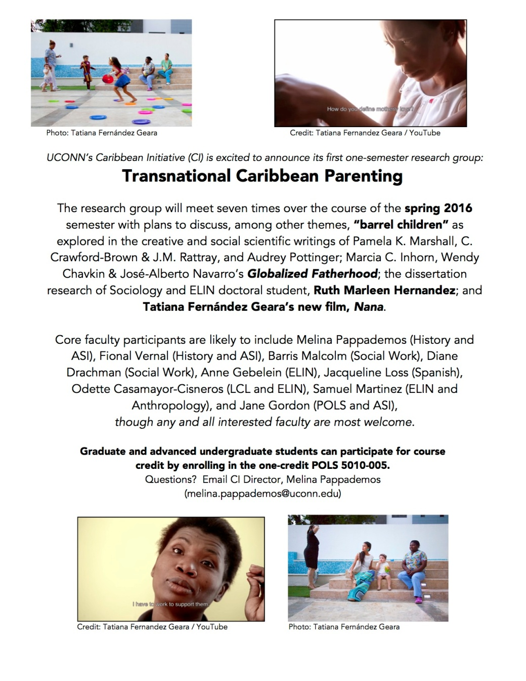 UCONN's Caribbean Initiative